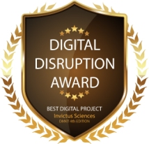 Digital Disruption Award_Invictus Sciences_4ª Edição